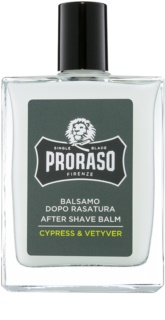 Proraso Cypress & Vetyver Moisturizing After Shave Balm Rich Texture