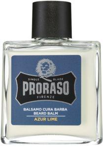 Proraso Azur Lime бальзам для вусів
