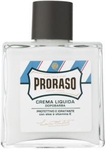 Proraso Blue bálsamo after shave hidratante