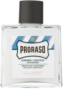 Proraso Blue bálsamo after shave hidratante