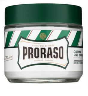 Proraso Green Pre Shave Crème