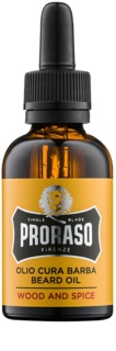 Proraso Wood and Spice óleo para barba