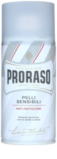 Proraso White Shaving Foam For Sensitive Skin