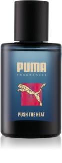 Puma Push The Heat toaletní voda pro muže 50 ml