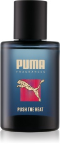 Puma Push The Heat Eau de Toillete για άνδρες 50 μλ