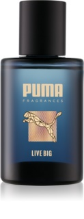 Puma Live Big Eau de Toillete για άνδρες 50 μλ