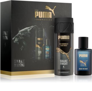 Puma Shake The Night coffret cadeau