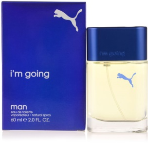 Puma I Am Going Man eau de toilette para hombre 60 ml