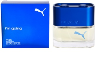 Puma I Am Going Man Eau de Toilette para homens 25 ml