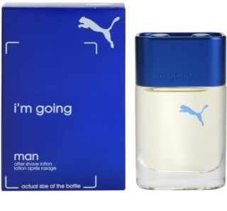 Puma I Am Going Man Aftershave lotion  voor Mannen