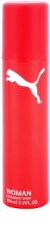 Puma Red and White deospray pentru femei 150 ml