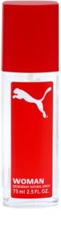 Puma Red Deo mit Zerstäuber für Damen 75 ml