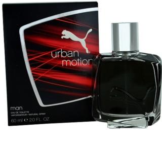 Puma Urban Motion Eau de Toilette for Men 60 ml