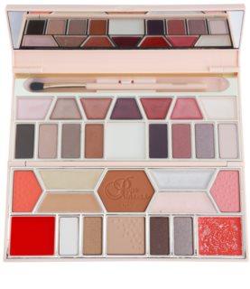 Pupa Princess Palette paleta kosmetyków do makijażu