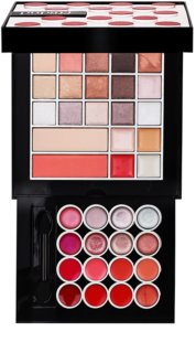 Pupa Pupart M Red Palette For The Entire Face