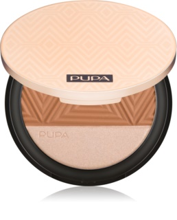 Pupa Savanna Bronzer and Highlighter 2 In 1