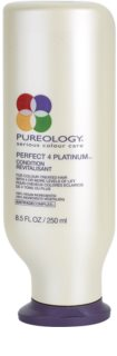Pureology Perfect 4 Platinum acondicionador para cabello rubio y con mechas