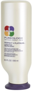Pureology Perfect 4 Platinum Conditioner  voor Blond en Highlighted Haar