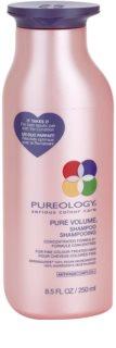 Pureology Pure Volume champô para dar volume para cabelo fino e colorido