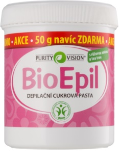 Purity Vision BioEpil депилационна захарна паста