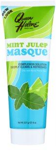 Queen Helene Mint Julep маска  для жирної шкіри зі схильністю до акне