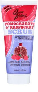 Queen Helene Pomegranate & Raspberry exfoliante para pieles normales y mixtas