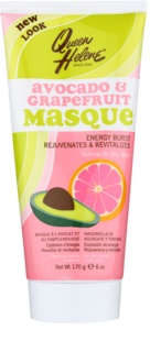 Queen Helene Avocado & Grapefruit маска  для нормальної та сухої шкіри