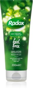 Radox Feel Free gel de douche