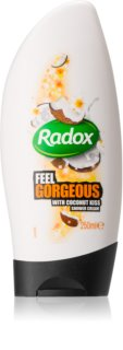 Radox Feel Gorgeous gel de duche