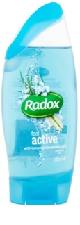 Radox Feel Refreshed Feel Active gel doccia