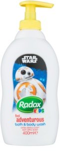 Radox Kids Feel Adventurous Dusch- und Badgel