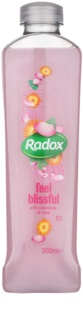 Radox Feel Luxurious Feel Blissful bain moussant