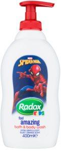 Radox Kids Feel Amazing Shower And Bath Gel
