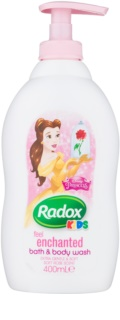 Radox Kids Feel Enchanted gel za prhanje in kopanje