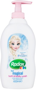 Radox Kids Feel Magical gel za prhanje in kopanje
