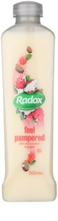 Radox Feel Luxurious Feel Pampered пінка для ванни