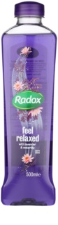 Radox Feel Restored Feel Relaxed espuma de baño