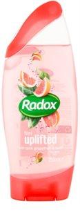 Radox Feel Refreshed Feel Uplifted tusoló gél