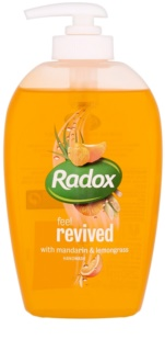 Radox Feel Fresh Feel Revived savon liquide mains