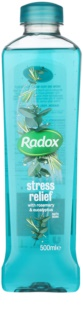 Radox Feel Restored Stress Relief espuma de baño