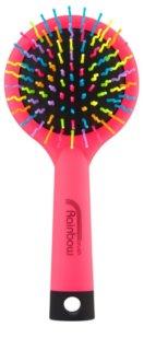 Rainbow Brush Large Haarbürste mit Spiegel