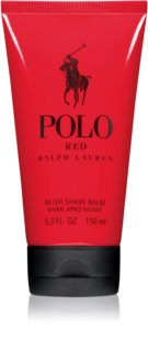 Ralph Lauren Polo Red after shave balsam pentru barbati 150 ml
