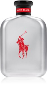 Ralph Lauren Polo Red Rush toaletna voda za muškarce 125 ml
