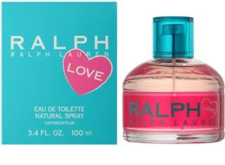 Ralph Lauren Love toaletna voda za ženske 100 ml