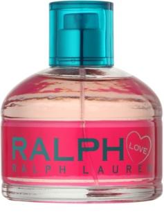Ralph Lauren Ralph Love eau de toilette hölgyeknek