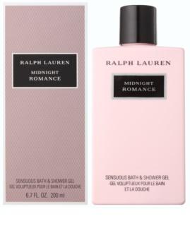 Ralph Lauren Midnight Romance gel za prhanje za ženske 200 ml