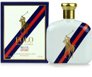 Ralph Lauren Polo Blue Sport toaletna voda za moške 125 ml