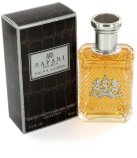 Ralph Lauren Safari Men Eau de Toilette para homens 75 ml
