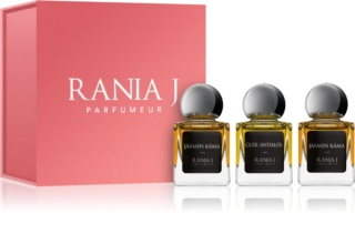 Rania J. Priveé Rubis Collection coffret I.