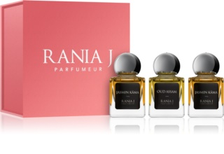 Rania J. Priveé Rubis Collection coffret II.